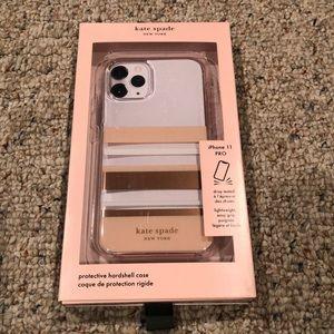 🎉HP🎉Kate Spade New York iPhone 11 PRO Phone Case